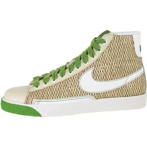 Nike swoosh hightop sneakers